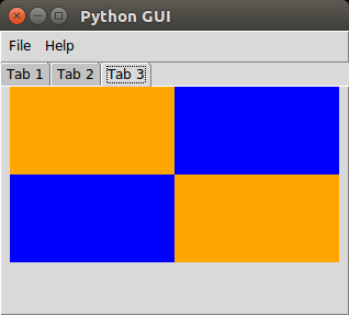 Python GUI Cookbook —— 定制widgets | GreatX's Blog